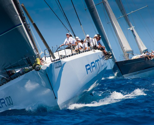 Sailing-yacht-Rambler-100-Credit-Christophe-Jouany-Les-Voiles-de-Saint-Barth